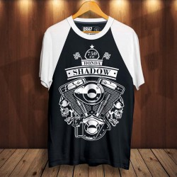 Camiseta Moto Honda Shadow