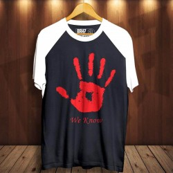 Camiseta Dark Brotherhood Skyrim